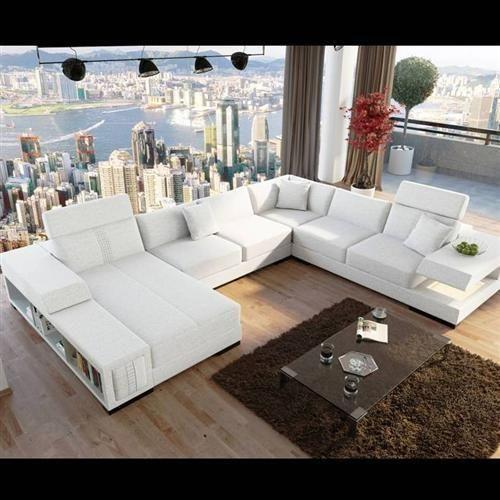 couch stoff sofas sessel ebay. Black Bedroom Furniture Sets. Home Design Ideas