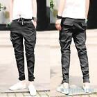 Korean Skinny Jeans Men