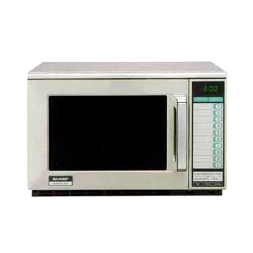 Sharp R-22GTF 1200 Watt Microwave Oven with SelectaPower and