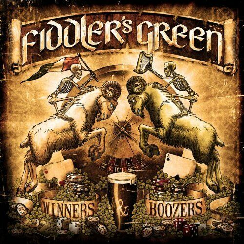 FIDDLER'S GREEN Winners & Boozers (Deluxe Edition) 2CD Digipack 2013