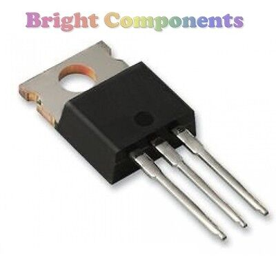5 x TIP31C NPN Power Transistor (TO-220) - TIP31 - 1st CLASS POST