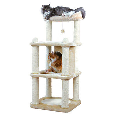 Trixie Kratzbaum Belinda beige für Katzen, UVP 189,00 EUR, NEU