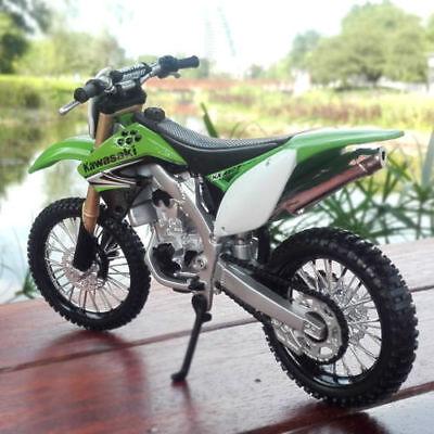 Maisto 1/12 Motorcycle Off-road Motorbike Kawasaki KX450F Diecast Model Toy Gift