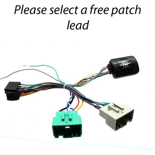 CTSMC002.2 Mercedes Steering Wheel Stalk Control Interface Lead