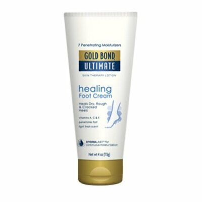 Foot Cream Best for Dry Rough and Cracked Feet & Heels Non Greasy 4 oz Pack of (Best Cream For Cracked Feet)