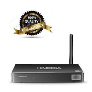 Weekly Promo! HIMEDIA A5 912 OctaCore Chips 64Bit CPU Android 6.0 TV Box 2G/16G 3D BD-ISO 4K UHD 5GWifi Bluetooth4.0 wit
