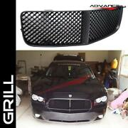 Dodge Charger Black Grill