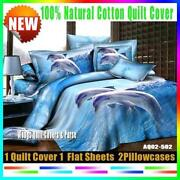 Dolphin Quilt Cover