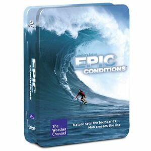 "Collector's Edition of ""Epic Conditions"""