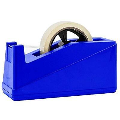 Desktop Tape Dispenser Adhesive Roll Holder Fits 1 3 Core Heavy Duty