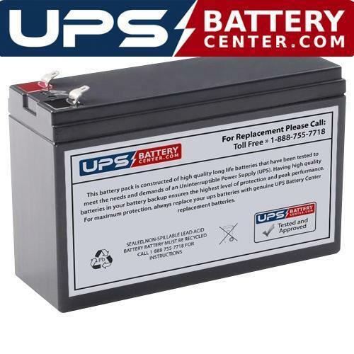 Ritar RT1250B 12V 5Ah Replacement Battery