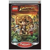 Lego Indiana Jones PSP Game