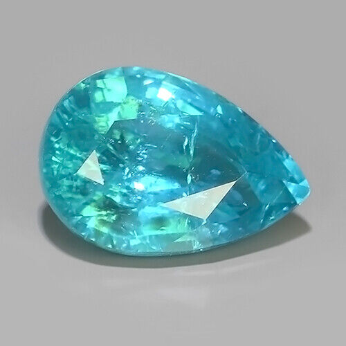 3.51cts-EXCELLENT UNHEATED-NATURAL PARAiBA BLUE APATITE-REF VIDEO