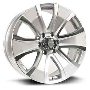 """Roues Hiver 17"""" Winter Wheels Ford F150 RTX Wedge Roue Rim 17"""