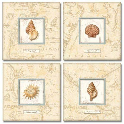 Seashell Prints Ebay