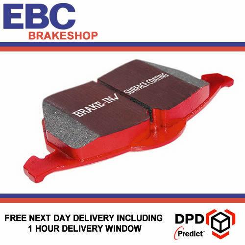 EBC RedStuff Brake Pads for VAUXHALL Calibra DP3976C