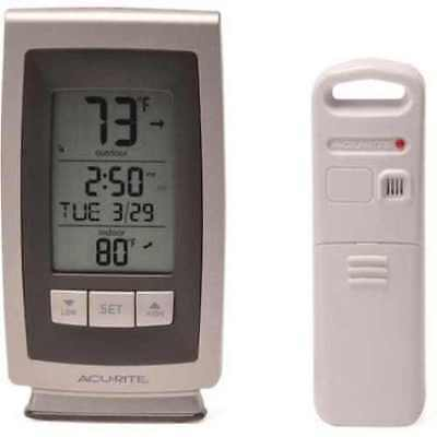 Acurite Digital Weather Thermometer Home Indoor Outdoor Wireless Station NEW
