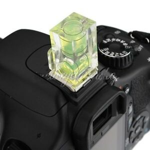 For Sell 2 Axis Spirit Level Gradienter Camera Flash Hot Shoe fo