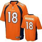 Peyton Manning Orange Jersey