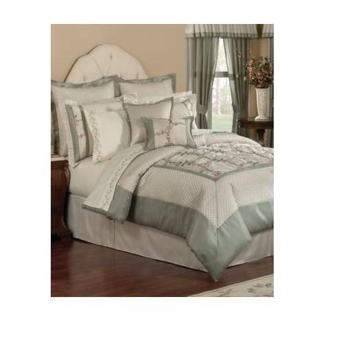 24 Piece King Comforter Set Ebay
