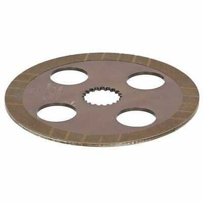 Brake Disc Compatible With New Holland Tc45 Tc40 Tc35 Ford 2120 1920 3415 1720