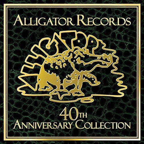 Alligator Records 40th Anniversary Collection [CD]