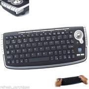 Wireless Keyboard Trackball