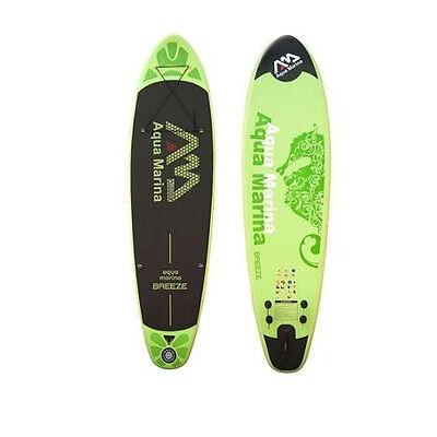 Aqua Marina Breeze 10 Foot Inflatable Stand Up Paddle Board SUP-515840