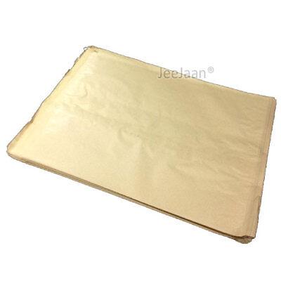 500 x Brown Strung Kraft Paper Food Bags - 10
