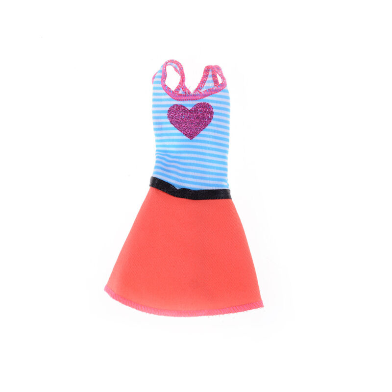 Beautiful Handmade Fashion Clothes Dress For  Doll Cute Lovely Decor JH