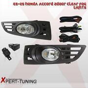Honda Accord Coupe Fog Lights