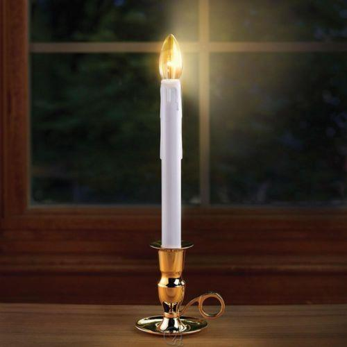 Cordless Led Christmas Window Candles