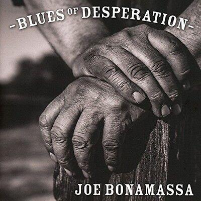 Joe Bonamassa - Blues Of Desperation: Deluxe [New CD] UK - Import