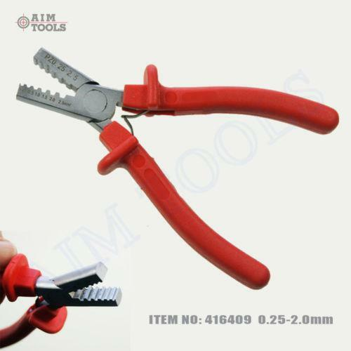 Ferrule Crimping Tool Ebay