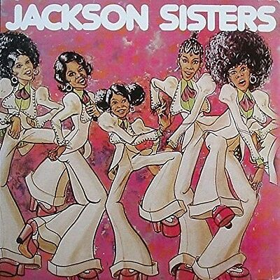 Jackson Sisters - Jackson Sisters [New Vinyl] Ltd Ed, Japan - Import