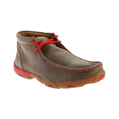 Twisted X Women's   WDM0024 Tall Driving Moc