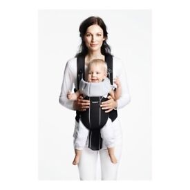 BabyBjorn Miracle (baby carrier)