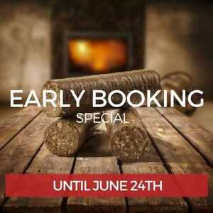 "$100/CORD FIRWOOD SPECIAL ""EARLY BOOKING"" - PURELOG ENERGY LOGS"