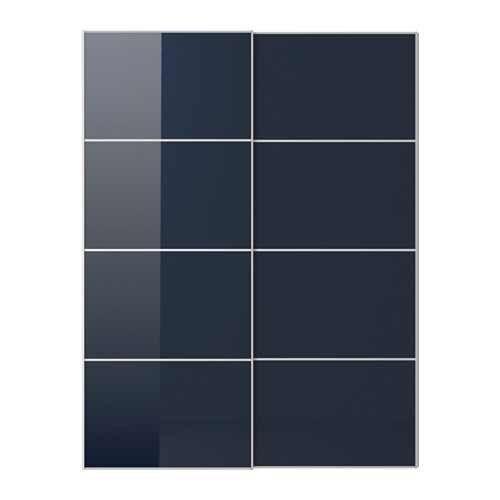 IKEA Wardrobe with sliding doors