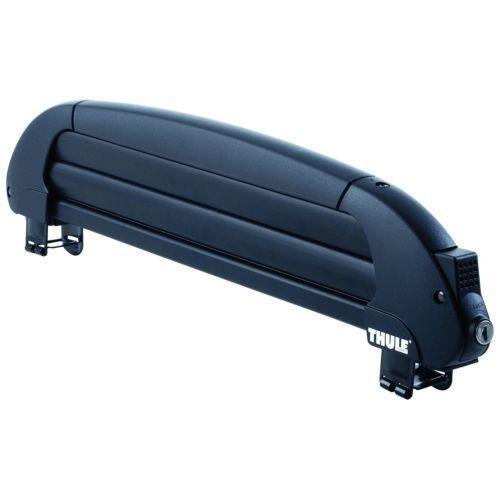thule ski skihalteraufsatz ebay. Black Bedroom Furniture Sets. Home Design Ideas