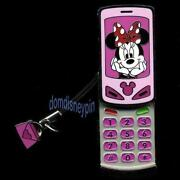 Disney Cell Phone Pin
