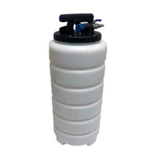 CTA Tools 6510 4 Gallon Fluid Extractor Tank Brand New!