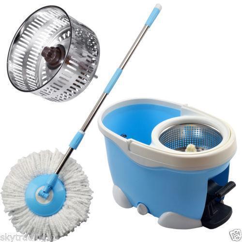 Spin Mop Head Ebay
