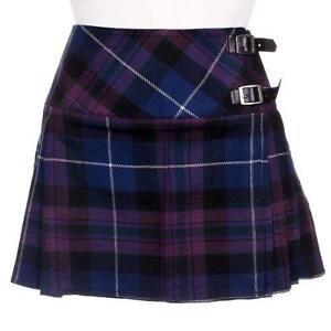Tartan Mini Skirt | eBay