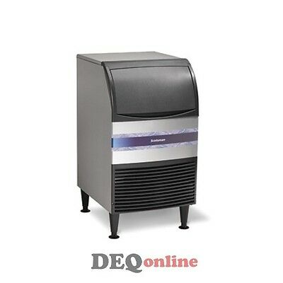 Scotsman Cu0920ma-1 Undercounter Ice Maker W Bin Up To 100 Lbs A Day
