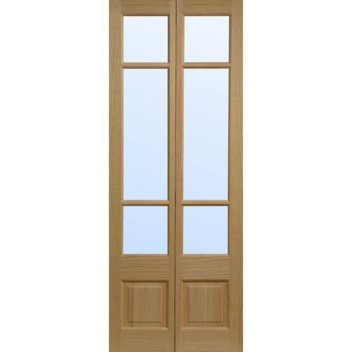 Glazed Bifold Interior Door  eBay