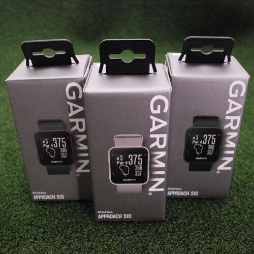 Garmin - Approach S10 GPS Golf Watch - Choose Color - NEW