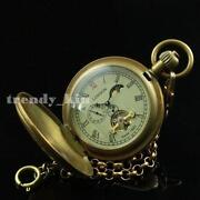 Moonphase Pocket Watch