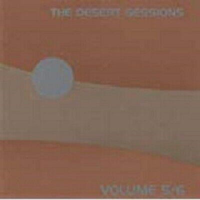 Sessions Cd Album - Desert Sessions CD Album 5 / 6 out of print QOTSA Kyuss Tool Pantera Queens