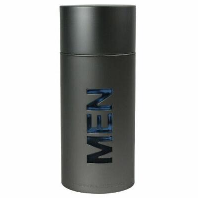212 Cologne by Carolina Herrera, 3.4 oz EDT Spray for Men NEW UNBOXED